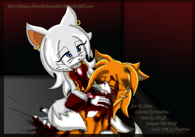 Ookami-Tails by Sliser-FinEve by SilverAlchemist09