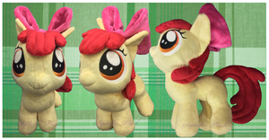 Applebloom by Sophillia