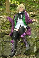 Alois Trancy 2 by AniCosOfficial