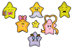 the star spirits by Goombarina