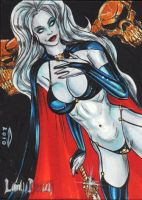 LADY DEATH AE CARD 7 by AHochrein2010