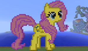 Fluttershy by Shiron95