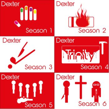 Dexter Logos, First go by Robbs-Designs
