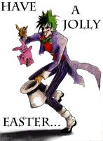 Mad as a Joker by Nonko