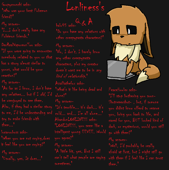 Lonliness's Q and A Page 9 by lonlinessplz