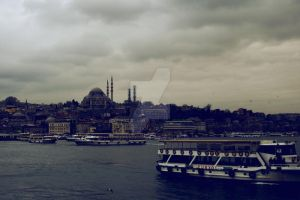 istanbul by orangesonappletrees