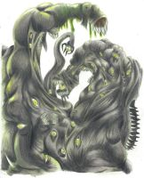 shoggoth color by jhonenfanmsi