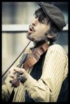 The Fiddler by wexotype11