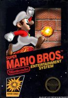 Super Mario Bros Nes Cover by tonatello