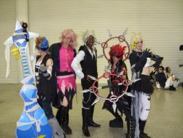MCM Expo Organisation 13 HT by Colzy-Chan