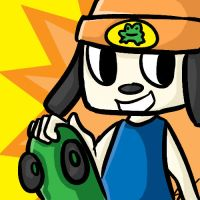 Parappa by RedPhilosophy