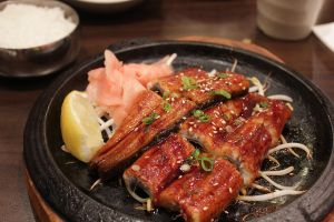 Grilled Eel by meL-xiNyi
