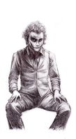 The Joker - Why So Serious? by cherlye