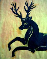 Lionel Baratheon Shield Front2 by Lord-Omega83