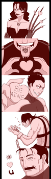 Homunculi Valentine by Geegs