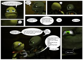 TMNT At Heart- CH2 - PG17 by DogmaticLoki