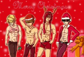 Christmas Bishes for fangirls by shafry