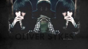 Oliver Sykes Wallpaper- 2 by Ion-Sky