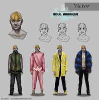 Victor Sheet by mrssEclipse