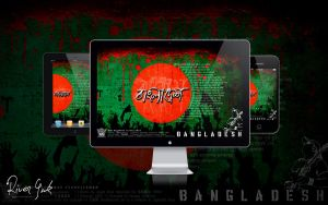 BANGLADESH by yearuzzaman