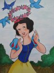 Snow White by Cathleen86
