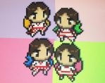 Red Velvet Group Perler by Lie74