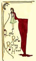 Little Red Riding Hood by AliceInTheRain