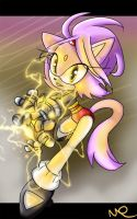 Blaze: Ladies and Gentlemen... by ricaHama