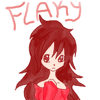 Flaky by Kalliely