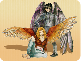 Maximum Ride by Hoshiko91