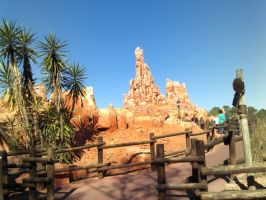 Wildest Ride in the Wilderness by frightmare99