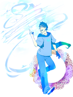 John Egbert by Waribuki