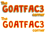 RWL - The G0ATFAC3 Corner Logo by JohnnyValentine