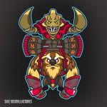 LANE BUDDIES: SAND KING AND EARTHSHAKER by nosmallvictories