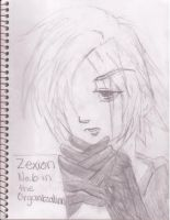 Zexion for Ninja-in-Grey by sad-little-riceball5