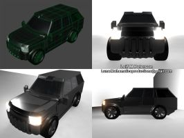 Torchwood SUV by TheBothan