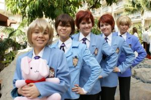 Ouran Host Club: The Hosts by xYaminogamex