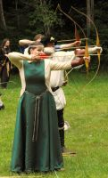 SCA Archery 2 by IsabellaDeLaVega