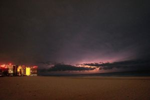 Storm the Beach by zstamey84