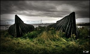 Holy Island by king-dither