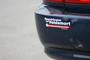 Republicans for Voldemort by sd-stock