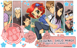 My Shojo Manga - Spaced Out by hinoraito