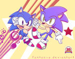 Happy 20th Birthday Sonic by Ipun