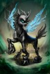 MLP: Equestria Epic - Changeling by ArainMorn