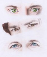 Supernatural Eyes by gold-blonde