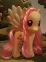 My Little Pony Fasion Style Fluttershy by PrincessMedley13