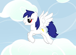 New My Little Pony OC: Swift by DragonLord99