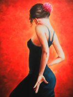 Flamenco Paint by Lord-Iluvatar