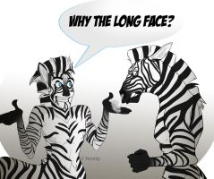 Why the long face by forstyy