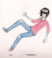 Marshall Lee by Horris-chan